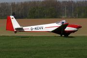 Scheibe SF-25E  Super Falke (D-KCVV)