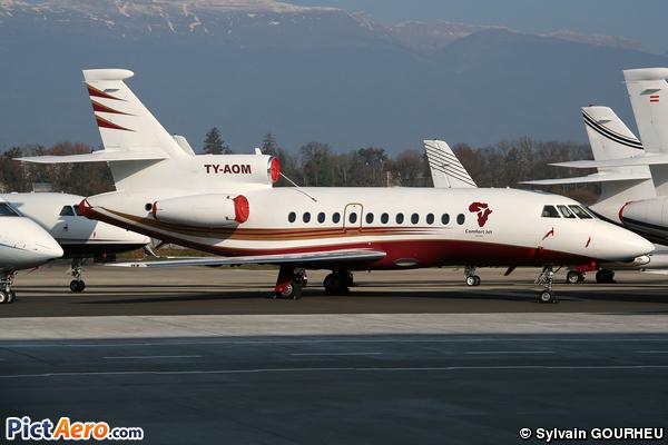 Dassault Falcon 900 (Comfort Jet Services)