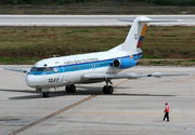 Fokker F-28-3000 Fellowship (FAC1041)