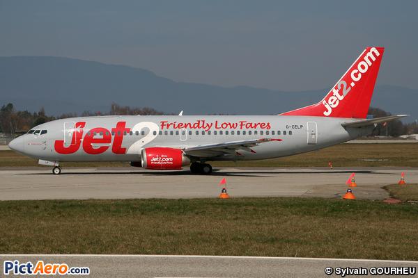 Boeing 737-330/QC (Jet2.com)