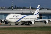 Boeing 747-458 (4X-ELD)