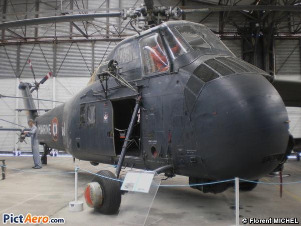 Sikorsky H-55 (Musée de l'ALAT de Dax)