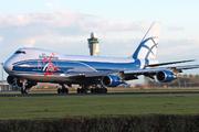 Boeing 747-243F/SCD  (VP-BIA)