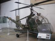 Hiller UH-12A (F-OAHB)