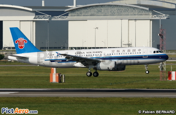 Airbus A320-214 (China Southern Airlines)