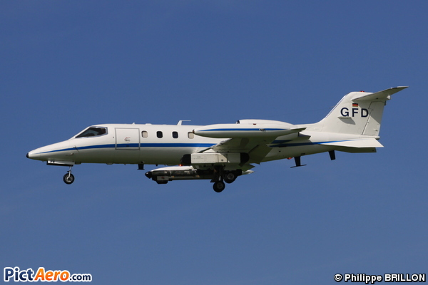 Learjet 36A (Germany - Air Force)