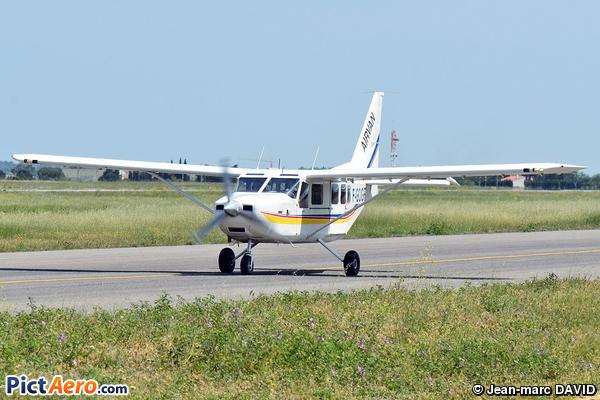Gippland GA8-TC320 Airvan (ChuteXtrem Sarl)