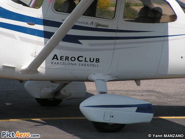 Cessna 172S Skyhawk SP (Aeroclub Barcelona-Sabadell)