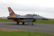 TuAF F-16D