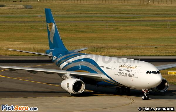 Airbus A330-243 (Oman Air)
