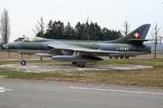 Hawker Hunter F58 (J-4045)