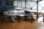 Hawker Hunter F58 (J-4078)