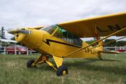 Piper L-21B PI Super Cub (Piper PA-18-135) (LN-LJJ)