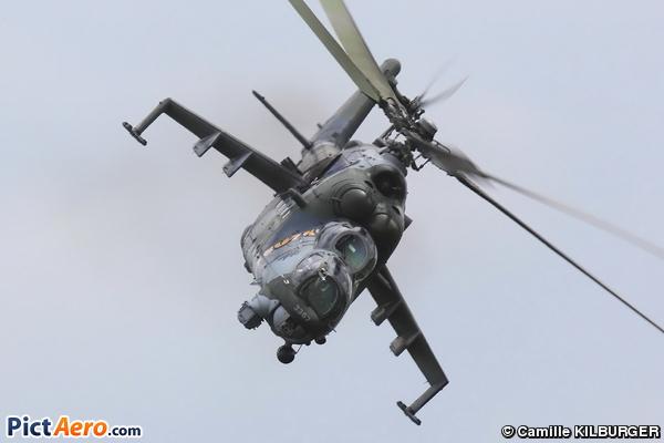 Mil Mi-35 (Czech Republic - Air Force)