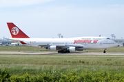 Boeing 747-412 (EC-KSM)