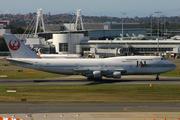 Boeing 747-346 (JA812J)