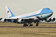 Boeing VC-25A (747-2G4B) (82-8000)