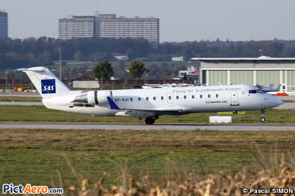 Bombardier CRJ-100LR (Cimber Air)