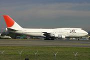 Boeing 747-346 (JA8166)