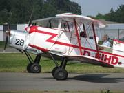 Stampe-Vertongen SV-4B (D-EIHD)