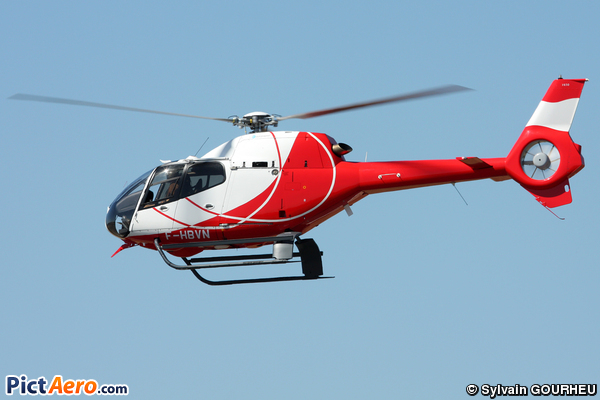 Eurocopter EC-120B Colibri (JAA) (HéliDax/ESALAT)