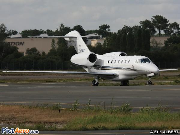 Cessna 750 Citation X (Sundt Air)