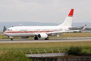 Boeing 737-8KB/BBJ2 (A7-AAZ)