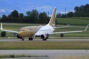 Boeing 737-7CN/BBJ (HB-IIQ)