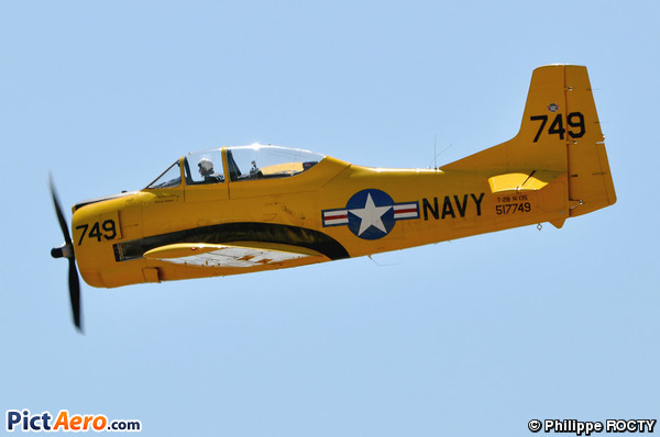 North American T-28C Trojan (Aéro Fox)