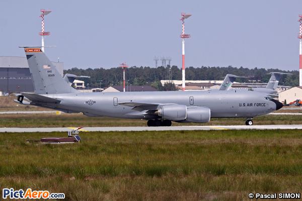 Boeing C-135FR Stratotanker (707-345C) (United States - US Air Force (USAF))