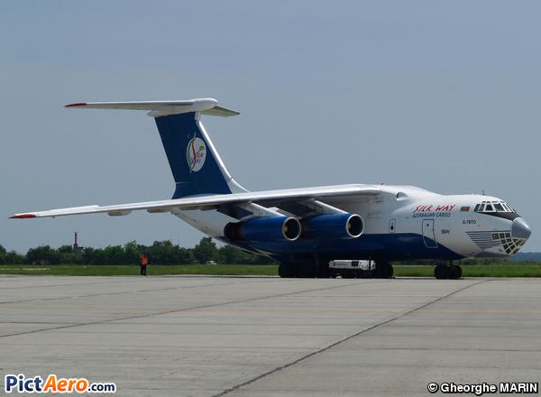 Ilyushin IL-76TD (Silk Way Airlines)