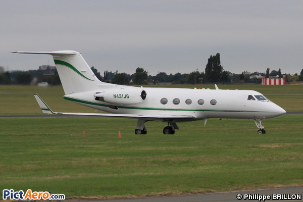 Gulfstream Aerospace G-1159A Gulfstream G-III (Absolute Fuels LLC)