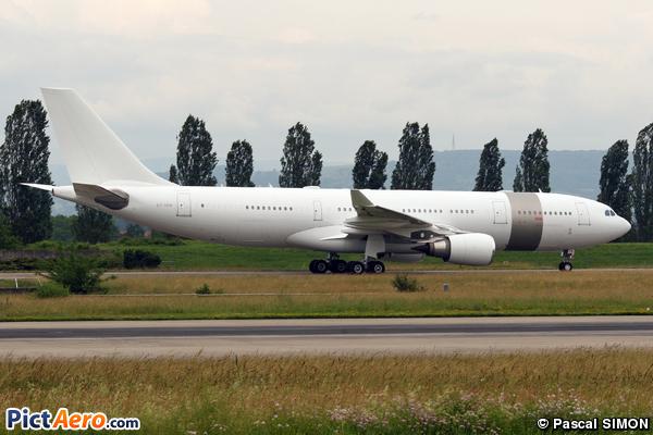 Airbus A330-203 (Qatar - Amiri Flight)