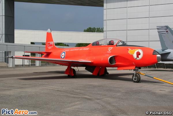 Canadair T-33A-N Silver Star 3 (CL-30) (Musée de l'aviation et de l'espace du Canada)