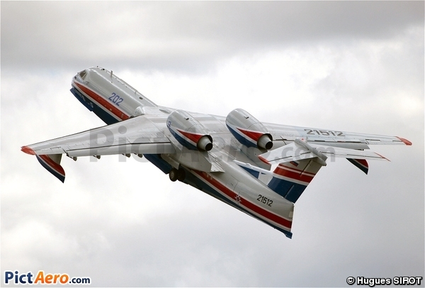 Beriev Be-200ChS (Russia - Ministry for Emergency Situations (MChS))