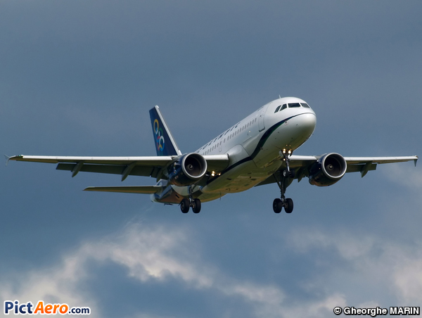 Airbus A319-112 (Olympic Air)