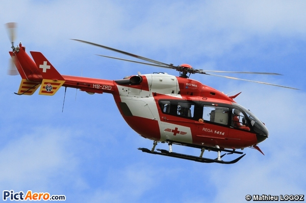 Eurocopter MBB-BK 117 C-2 (REGA - Swiss Air Ambulance)