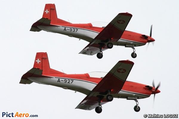 Pilatus PC-7 (Switzerland - Air Force)