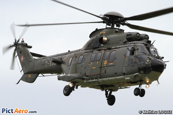 Eurocopter TH89 Cougar (Switzerland - Air Force)