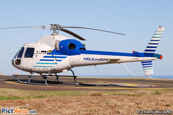 Aérospatiale AS-355N Ecureuil 2 (Helilagon)