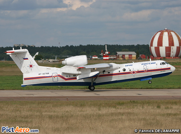 Beriev Be-200ChS (MChS Rossii - Ministry for Emergency Situations)