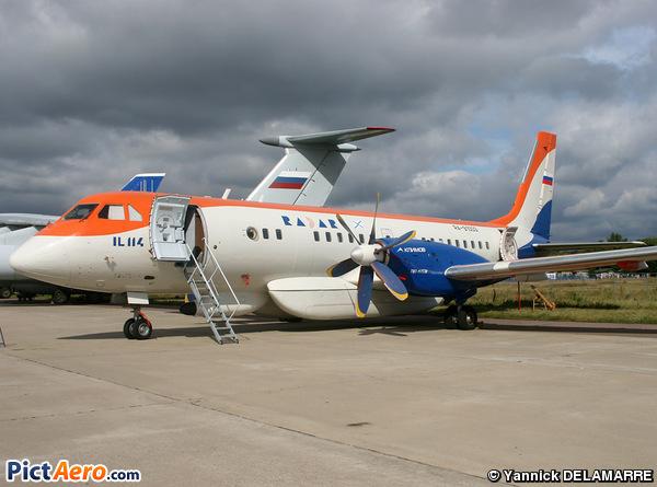 Iliouchine Il-114 (Radar MMS Design)