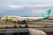 Boeing 747-443 (CP-2603)