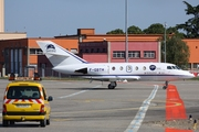 Dassault Falcon 20G (F-GBTM)