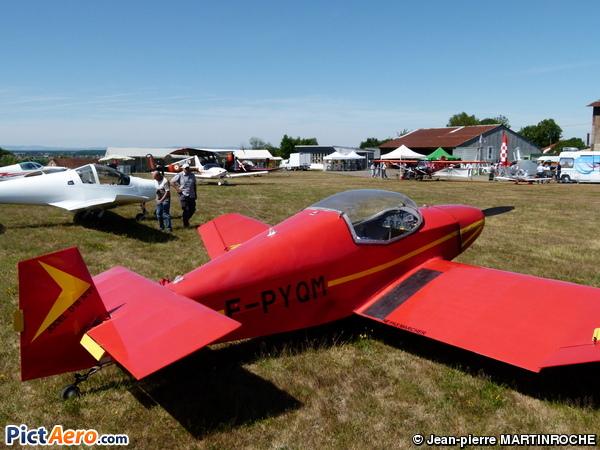 Jodel D-18 (Privé / Private)