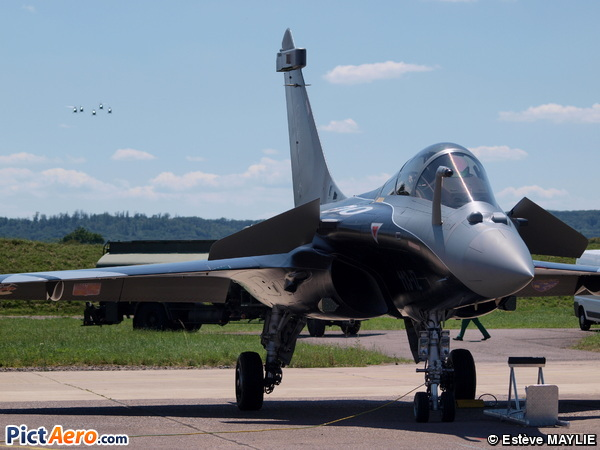 Dassault Rafale A (France - Air Force)