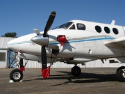 Beechcraft C90 King Air (F-GEOU)