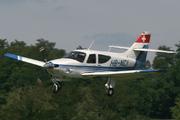 Rockwell International 114 (HB-NCI)