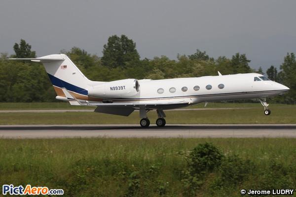 Gulfstream Aerospace G-450 (Wells Fargo Bank Northwest NA Trustee)
