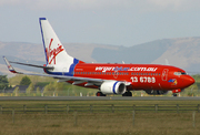 Boeing 737-7BX (VH-VBQ)